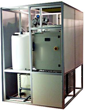 Eletrox-Electrolytic treatment of process water