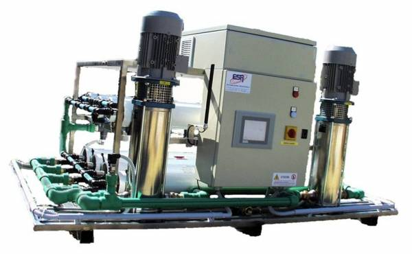 Osmotron-Water Treatment System